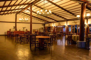Hotel Fundo San Rafael Restaurante