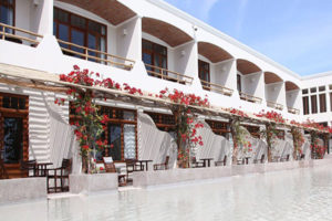 Hotel Hacienda Paracas
