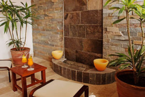Hotel Hacienda Paracas Lobby