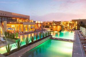 Hotel Hilton Paracas Piscina