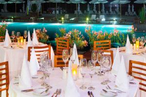 Hotel Hilton Paracas Restaurante