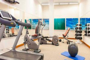 Hotel Hilton Paracas Gym