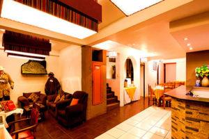 Hotel Inti Punku Alameda Lobby
