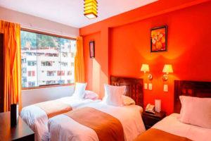 Hotel Inti Punku Alameda Habitación