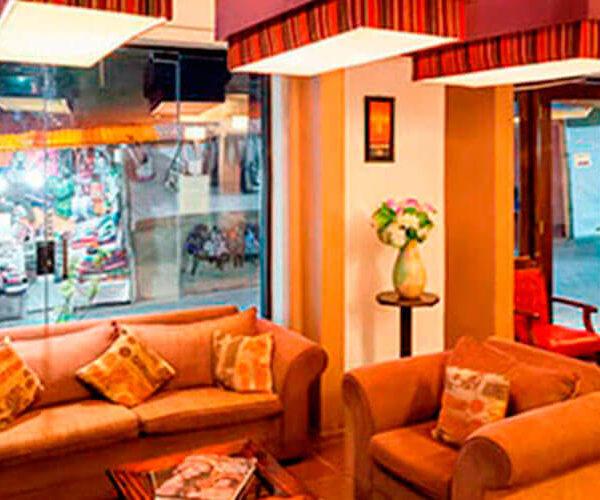 Hotel Inti Punku Alameda - Chullitos Viajes