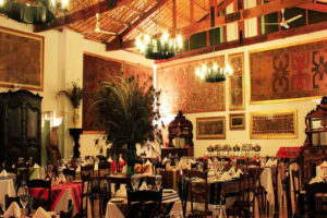 Hotel Mojoro Restaurante