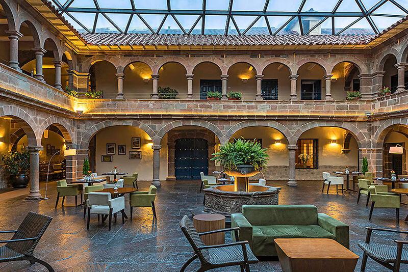 Hotel Novotel Cusco Patio