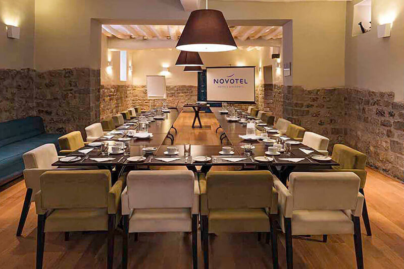 Hotel Novotel Cusco Restaurante