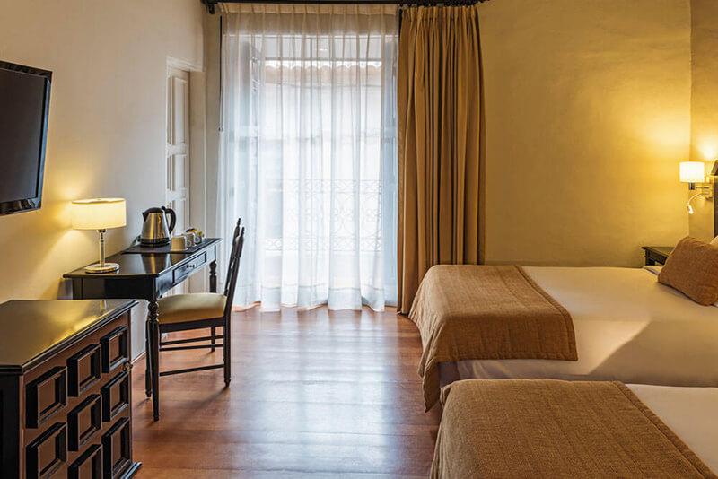 Hotel Novotel Cusco Habitación