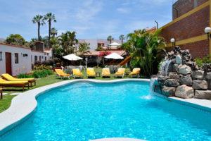 Hotel Oro Viejo Piscina
