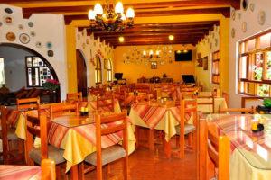 Hotel Oro Viejo Restaurante