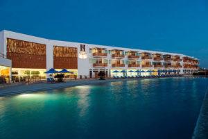 Hotel San Agustin Paracas Piscina