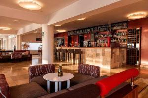 Hotel San Agustin Paracas Lobby