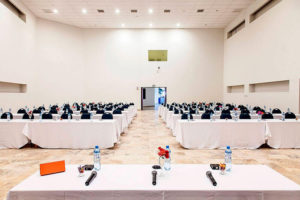 Hotel San Agustin Paracas Sala de Conferencias