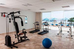 Hotel San Agustin Paracas Gym