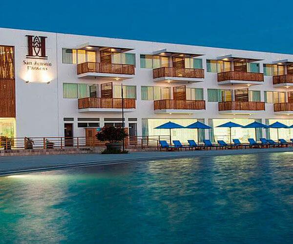 Hotel San Agustin Paracas - Chullitos Viajes