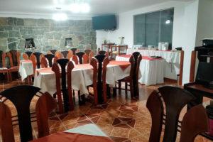 Hotel Viandina Restaurante