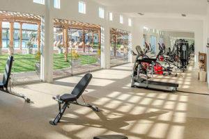 Hotel Viñas Queirolo Gym