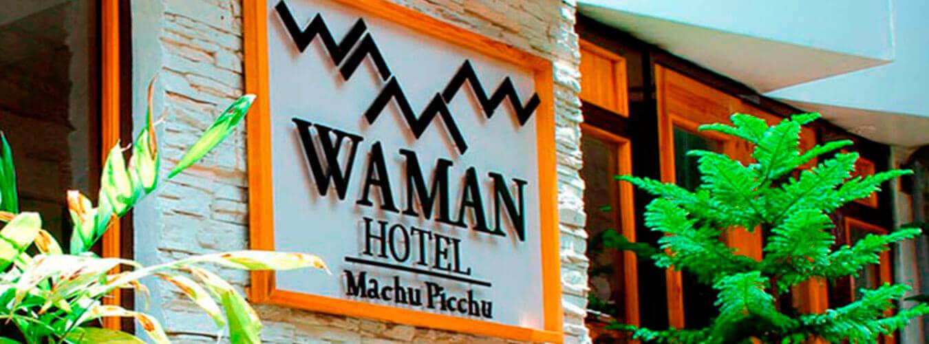 Hotel Waman Machu Picchu - Chullitos Viajes