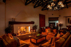 Inkaterra Machu Picchu Pueblo Hotel Lobby