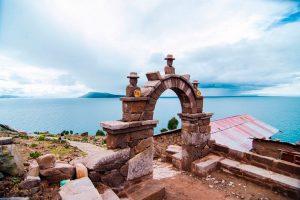 Isla Taquile - Entrada