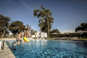 Las Dunas Hotel Piscina