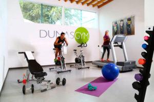 Las Dunas Hotel Gym