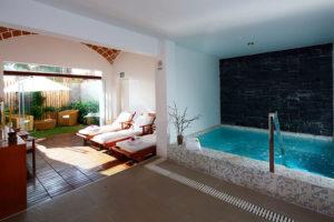 Las Dunas Hotel Sauna