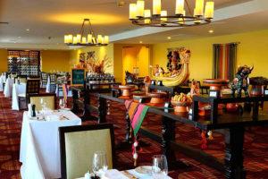 Libertador Lago Titicaca Restaurante