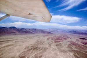 Lineas de Nazca sobrevuelo
