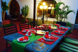Hotel Don Agucho Restaurante