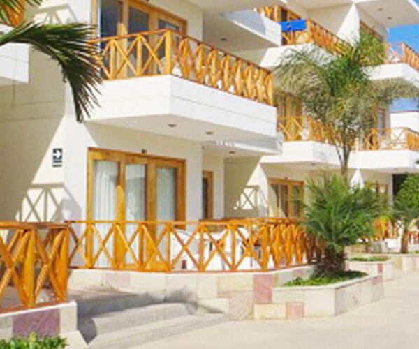 Hotel El Emancipador - Chullitos Viajes