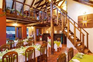 Hotel Pozo del Cielo Restaurante