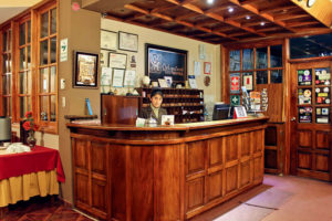 Qelqatani Hotel Recepción