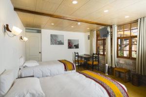 Moaf Cusco Hotel Habitación
