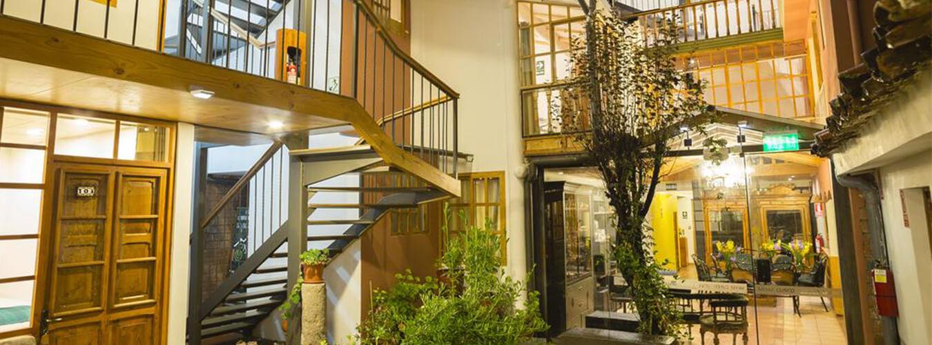 Moaf Cusco Hotel - Chullitos Viajes