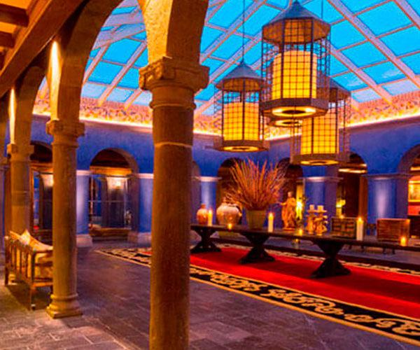 Palacio del Inka - Chullitos Viajes