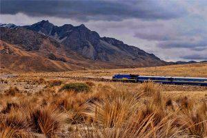 Tren PeruRail Cusco Puno