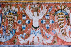 Pintura cusqueña en Andahuaylas