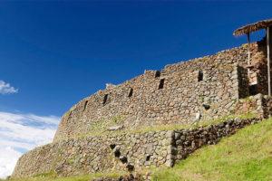 Torreón inca en Pisac