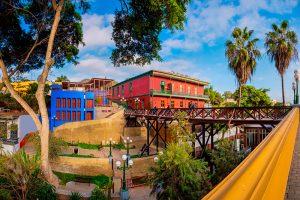 Puente de los Suspiros - Barranco Lima