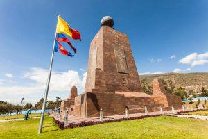 Monumento a la Mitad del Mundo Ecuador