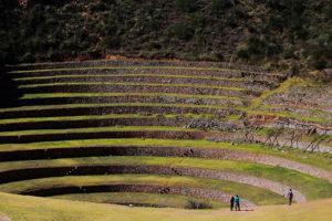 Moray andenes incas