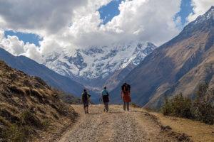 Camino Inca a Salkantay por Soraypampa