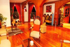 Samay Hotel Lobby