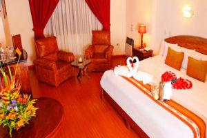 Samay Hotel Habitación