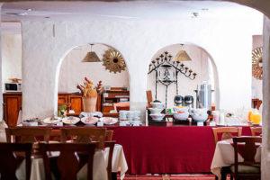 San Agustin Internacional Restaurante