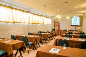 San Agustin Internacional Sala de Conferencias