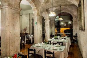 San Agustin Posada del Monasterio Restaurante