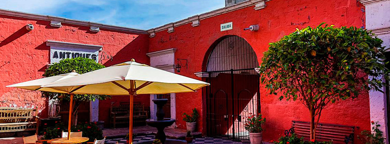 San Agustin Posada del Monasterio - Chullitos Viajes